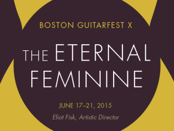 Boston GuitarFest 2015