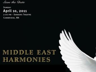 Middle East Harmonies