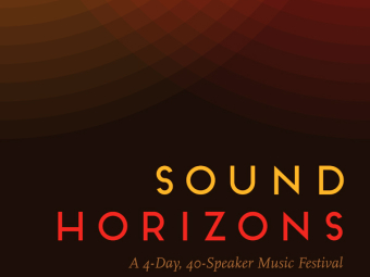 Sound Horizons