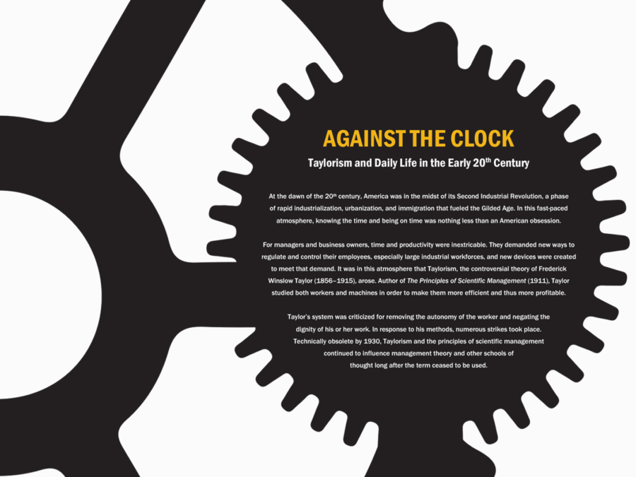 Against the Clock