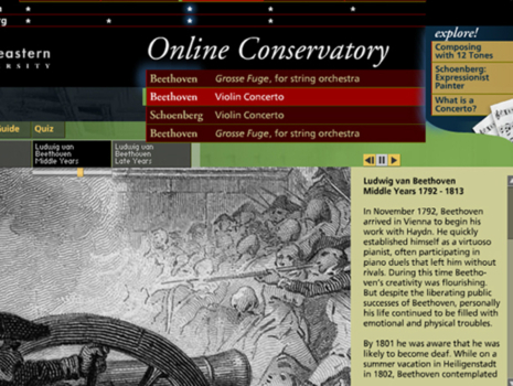 BSO Online Conservatory