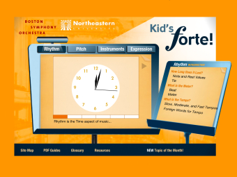 Kid's Forte
