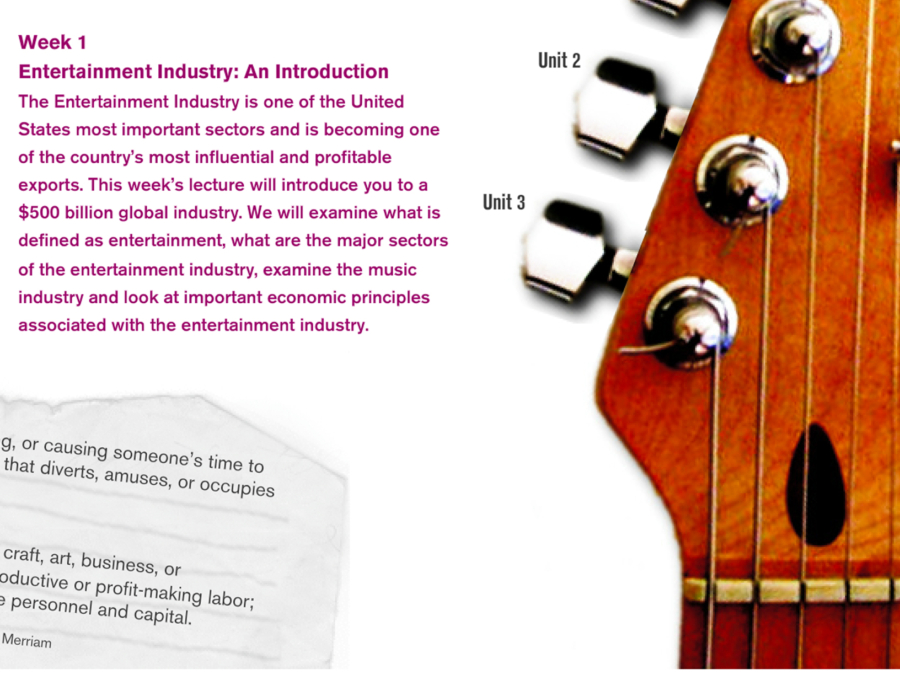Online Music Industry Course